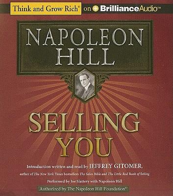 [CD] Selling You By Hill, Napoleon/ Slattery, Joe (NRT)