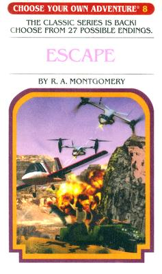 Escape By Montgomery, R. A./ Millet, Jason (ILT)